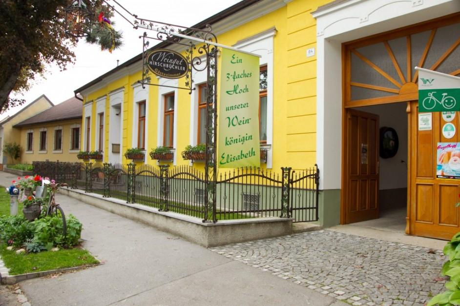 Haus Hischbüchler Fassade